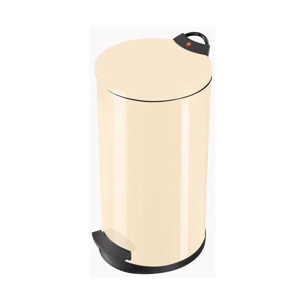 Hailo T2 Pedalspand 20 Liter - vanilje