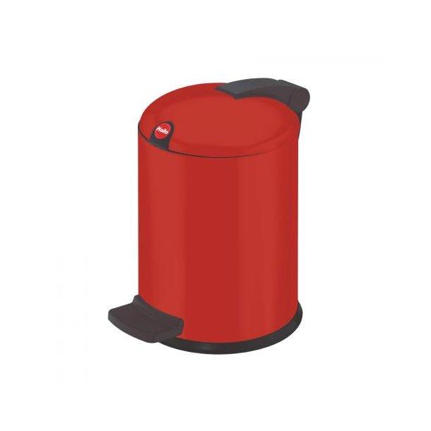 Hailo Design Pedalspand 4 Liter - Rød