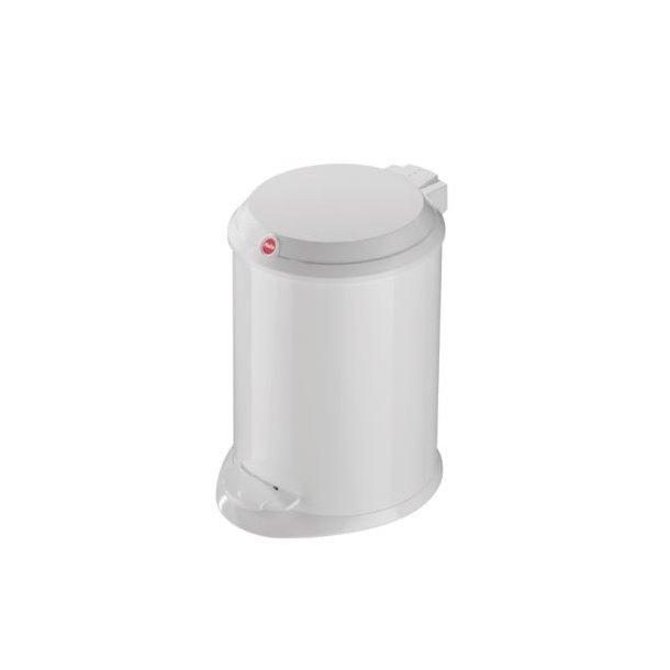 Hailo T1.4 Pedalspand Hvid, 4 Liter
