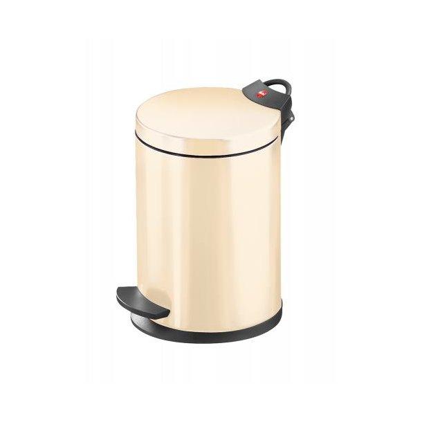 Hailo T2.4 Pedalspand 4 Liter - vanilje