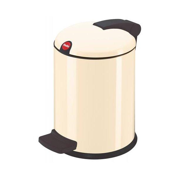 Hailo Design Pedalspand vanilje, 4 Liter