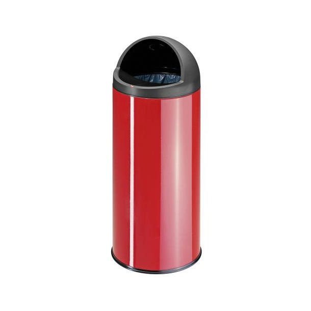 Hailo BigBin Cap Affaldsspand 45 Liter - Rød