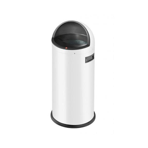 Hailo Quick 50 Liter Affaldsspand - Hvid