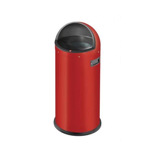 Hailo Quick 50 Liter Affaldsspand - Rød