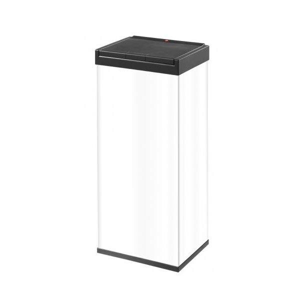 Hailo Big-Box Swing Affaldsspand 80 Liter - Hvid