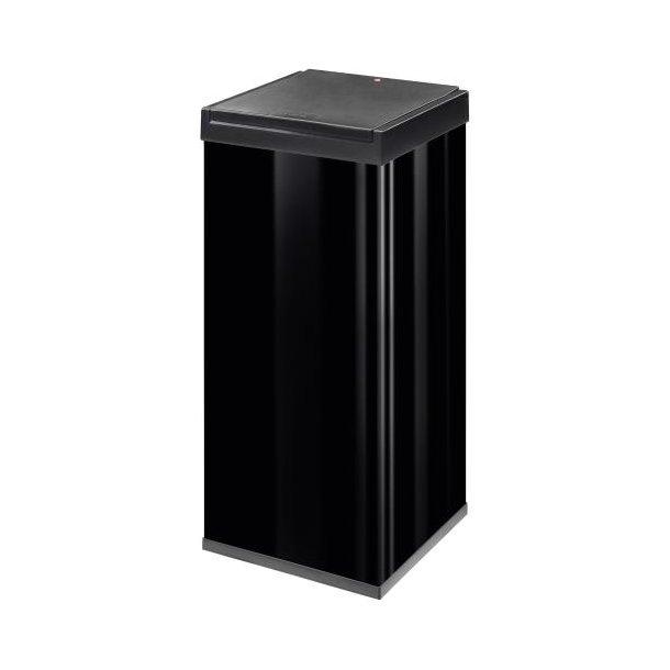 Hailo Big-Box Touch Affaldsspand 80 Liter - Sort