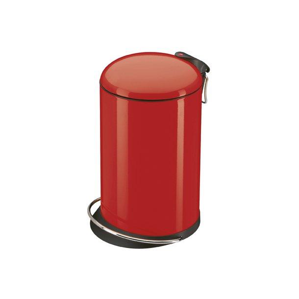 Hailo TOPdesign Pedalspand 16 Liter - Rød