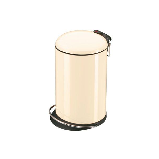Hailo TOPdesign Pedalspand 16 Liter - Vanilje