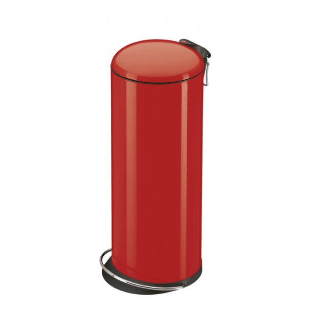 Hailo TOPdesign Pedalspand, Rød 26 Liter
