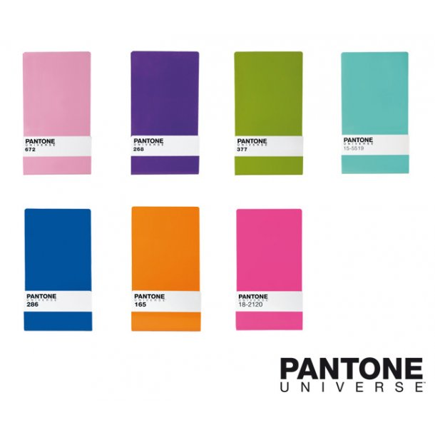 Pantone Wallstore - Magnetisk Opslagstavle