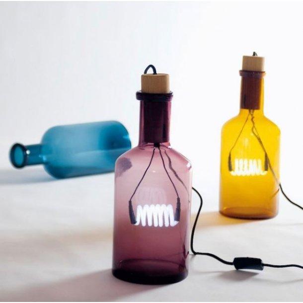 Seletti Bordlampe Bouch Flaskelampe