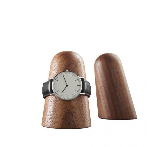 dot aarhus Time-Off Ur- og armbåndsholder Small Valnød