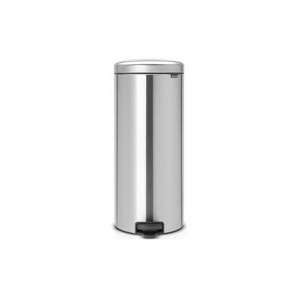 Brabantia Pedal bin newIcon 30 Liter With Metal Inner Bucket - Mat Steel