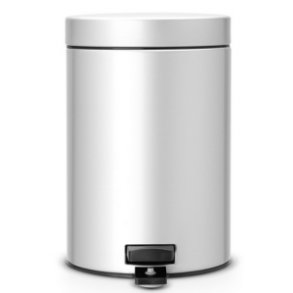 Brabantia Metallic Grey