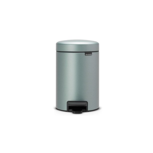 Brabantia Pedalspand newIcon 3 Liter Metallic Mint - 113345