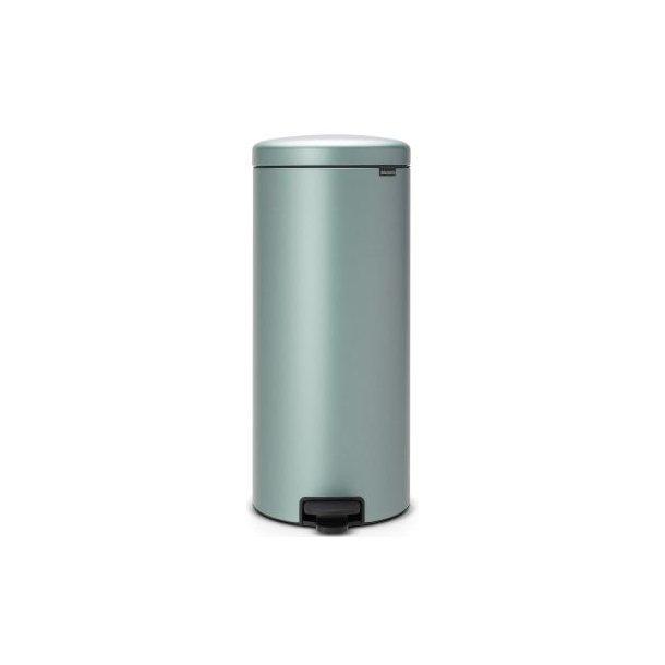 Brabantia Pedalspand newIcon 30 Liter Metallic Mint