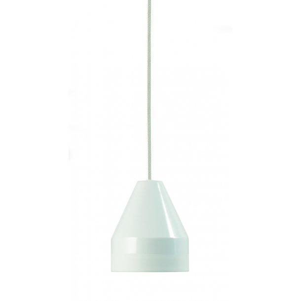 DYBERG-LARSEN Crayon Ø13 cm - Hvid