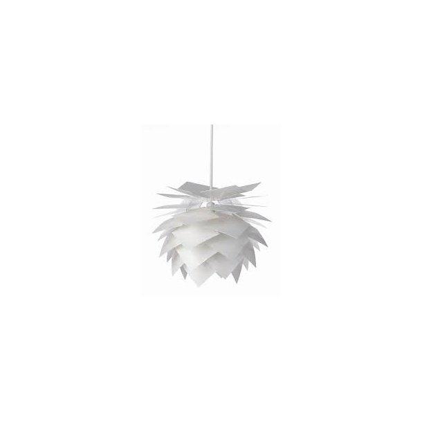 DYBERG-LARSEN PineApple DripDrop Pendel Ø24 cm - Hvid