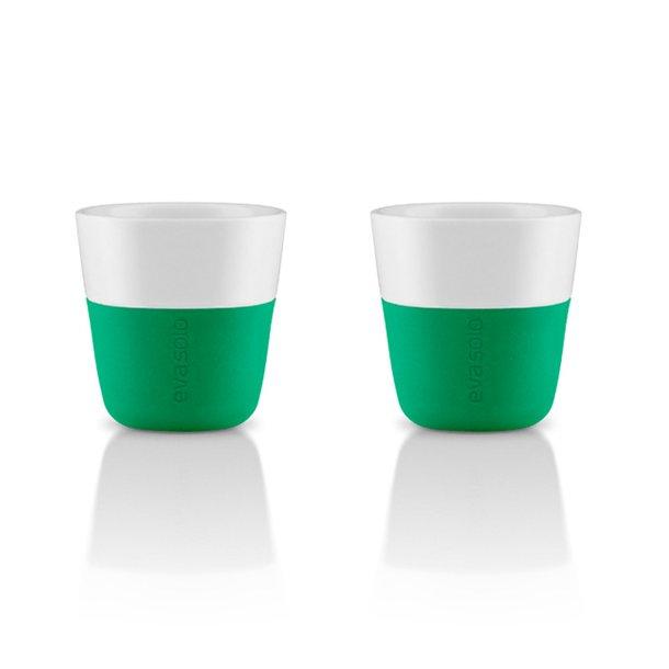 Eva Solo Espresso-krus, 2 stk Jolly green 80 ml