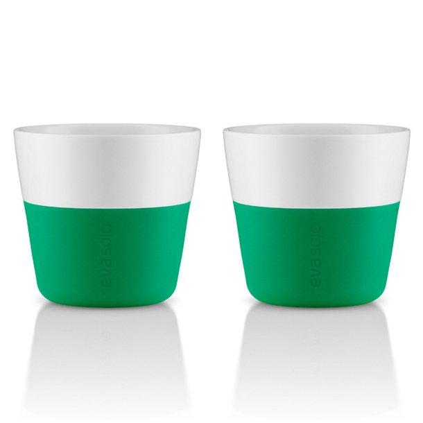 Eva Solo Lungo-krus, 2 stk Jolly green 230 ml