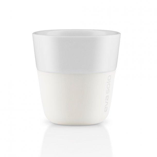 Eva Solo Espresso-krus, 2 stk Ivory white 80 ml
