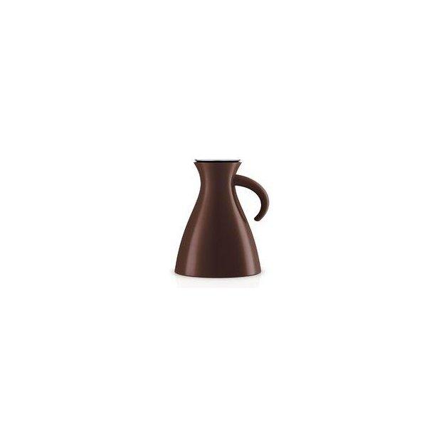 Eva Solo Termokande med drypfri kant Coffee brown 1,0 l