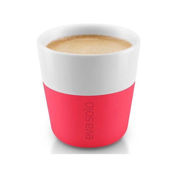 Eva Solo Espresso-krus, 2 stk Flashy pink 80 ml