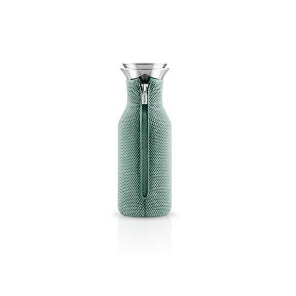 Eva Solo Køleskabskaraffel 1,0 Liter Granite green, 3D