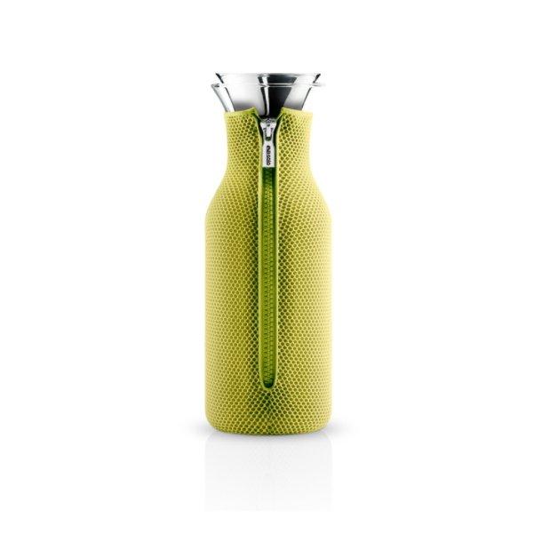 Køb Eva Solo Køleskabskaraffel med vippelåg, 3D lime 1,0 l - Stort udvalg af karafler
