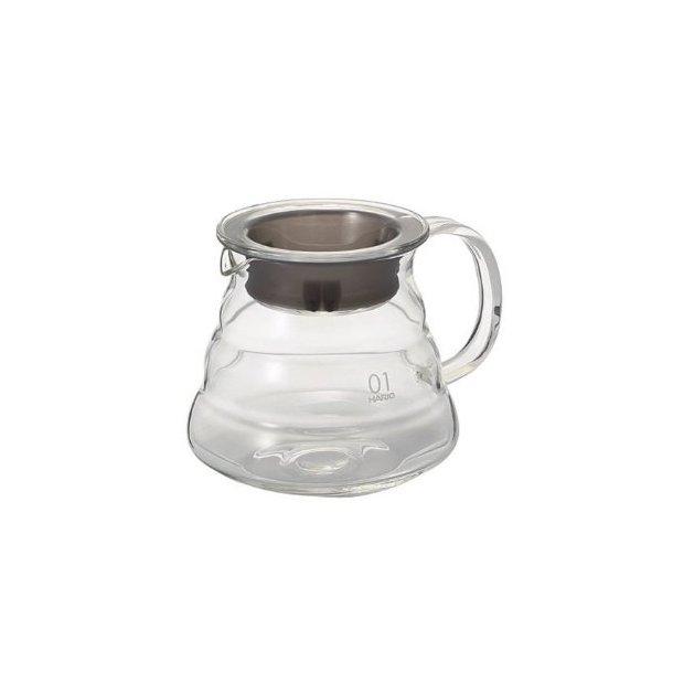 Hario V60 Kaffe Glaskande