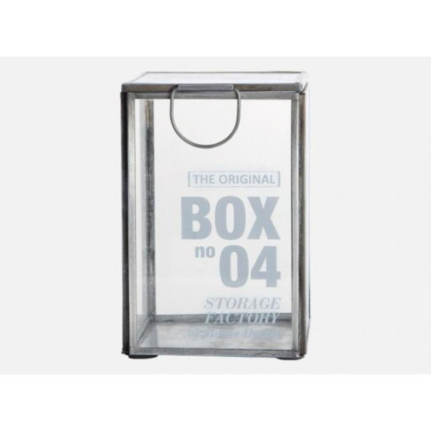 House Doctor Glas box - mini