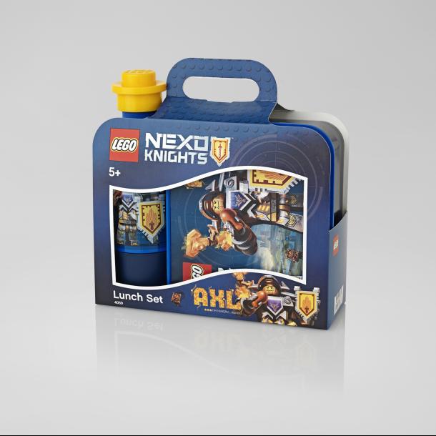 LEGO Nexo Knight Madkasse Sæt - AXL