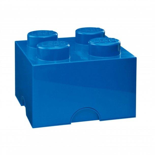 LEGO Opbevaringsklods 4 - Blå