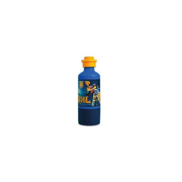 LEGO Nexo Knight Drikkeflaske AXL - Mørke Blå