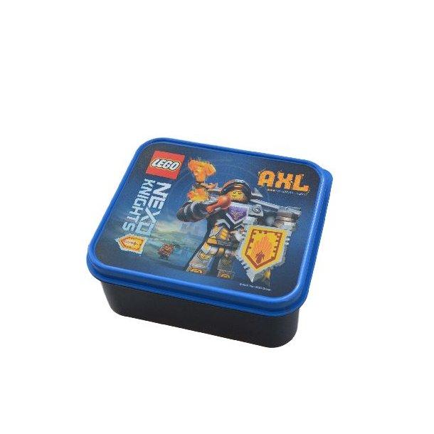 LEGO Nexo Knight Madkasse AXL - Mørke Blå