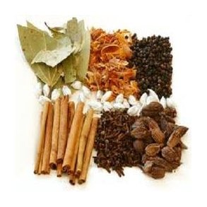 Mixtures of spices