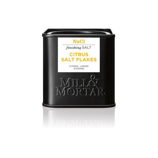 Mill & Mortar Citrussalt i Flager 70 g