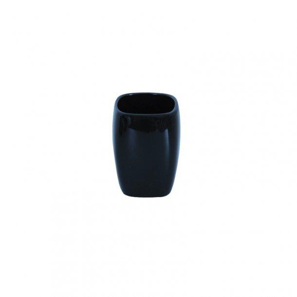 MSV Keramik Tandbørstekrus - Klassisk
