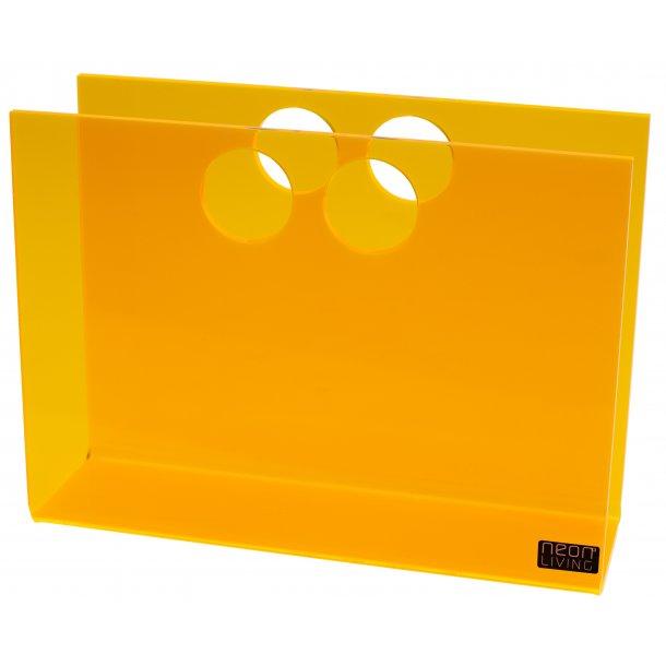 Neon Living Papirholder Paper U - Orange