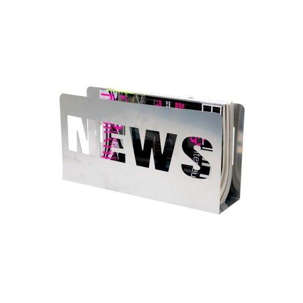 Present Time Magasinholder - News