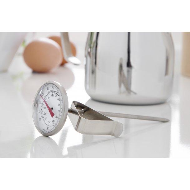 Steel Function Barista Mælketermometer