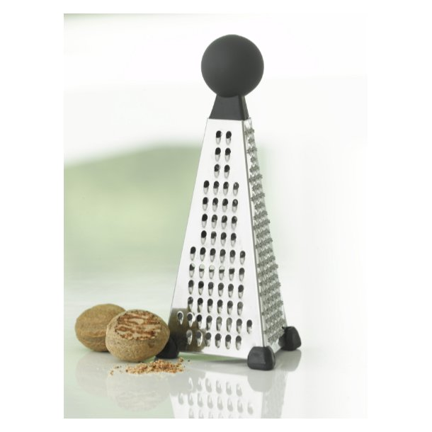 Steel Function Mini Pyramide Rivejern Steel/Sort
