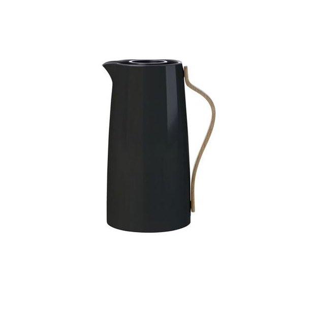 Stelton Emma Termokande - Kaffe 1,2 Liter - Sort