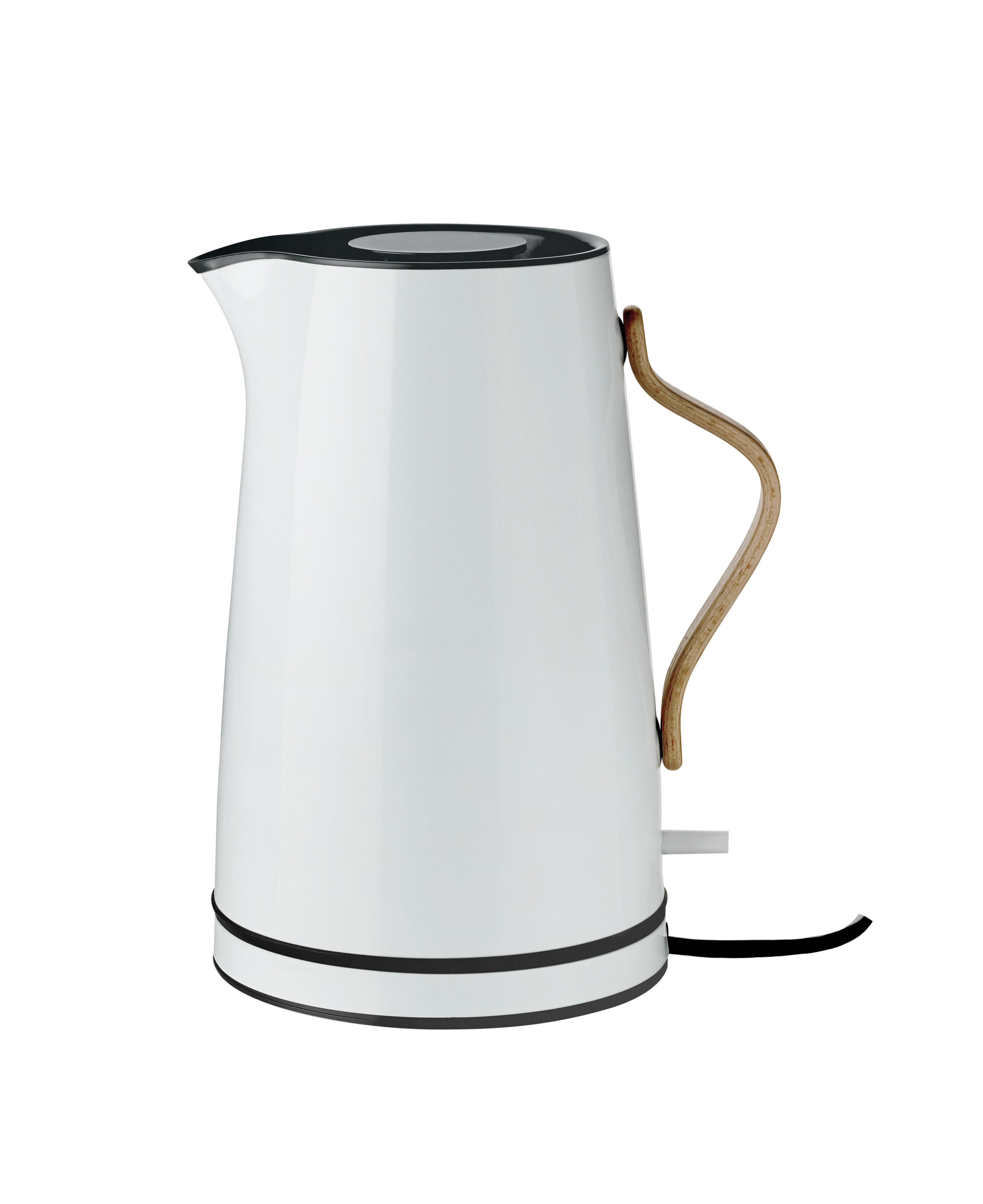 stelton emma electric kettle 1 2 liter blue kettle