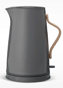 Køb Stelton Emma Elkedel 1,2 Liter - Grå - Hurtig levering - Gratis fragt ved 500 kr.