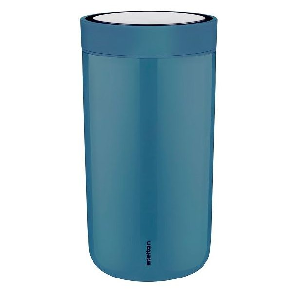 Stelton To Go Click, 0,2 Liter - Dusty Blue