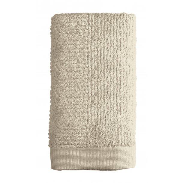 Zone Håndklæde 100% Bomuld - Sand