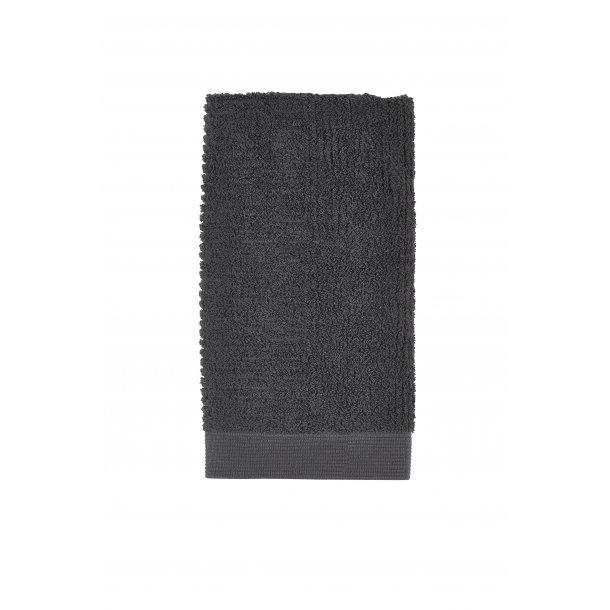 Zone Håndklæde 100% Bomuld - Antracit