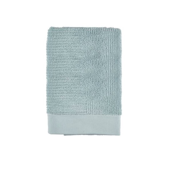Zone Classic Håndklæde 100% Bomuld - Støvgrøn