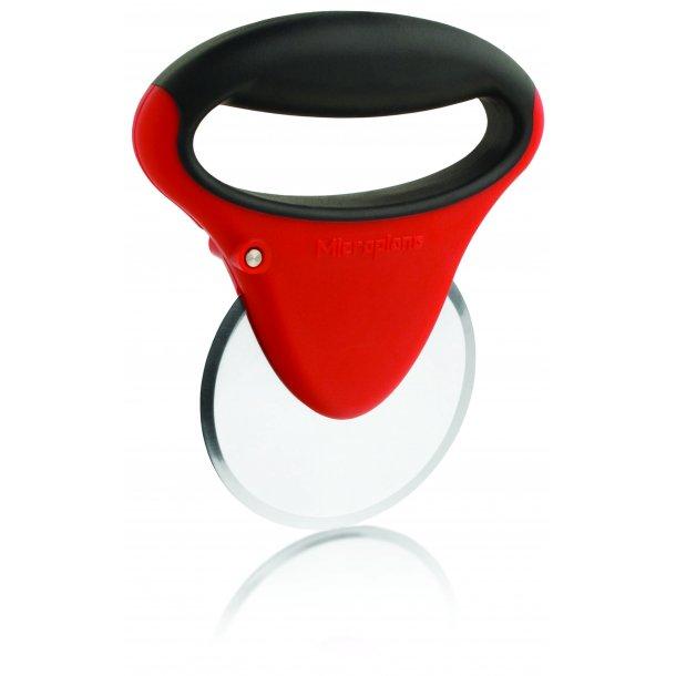 Microplane Pizzahjul rød/sort